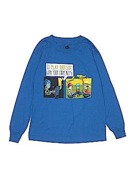 Ink Inc. Long Sleeve T-Shirt Size 8
