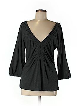 Ett:Twa 3/4 Sleeve Top Size L