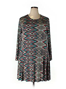 Misa Los Angeles Casual Dress Size 1X (Plus)