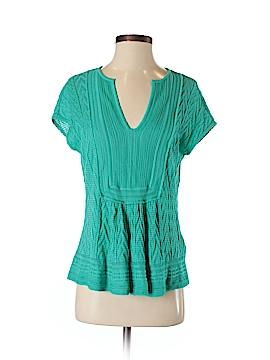 M Missoni Short Sleeve Top Size 38 (IT)