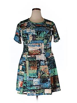 Karen Kane Casual Dress Size 0X (Plus)