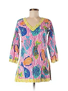 Gretchen Scott Designs 3/4 Sleeve Blouse Size XS