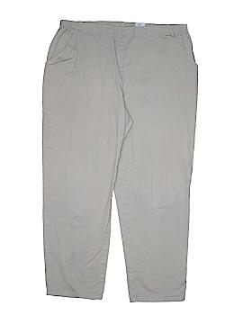 JMS Collection Khakis Size 1X (Plus)