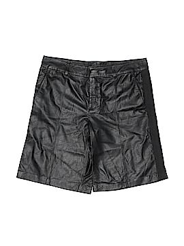 Rachel Zoe Leather Shorts Size 6