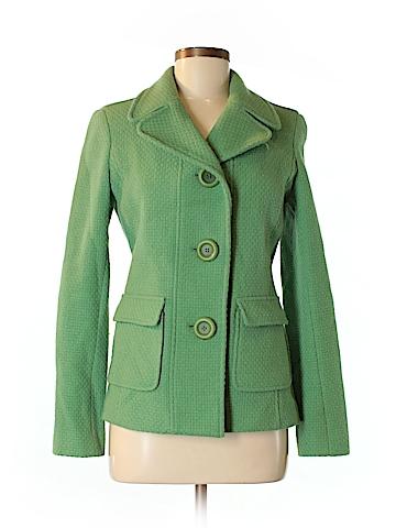 Frenchi Wool Coat Size M