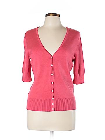 Ann Taylor Silk Cardigan Size L