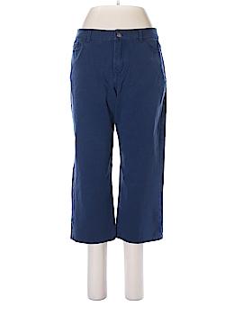 Coldwater Creek Khakis Size 10