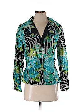 Yak Magik Silk Blazer Size S