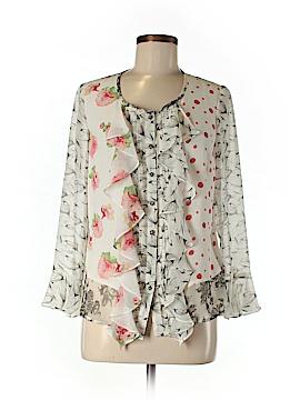 V Cristina 3/4 Sleeve Blouse Size S