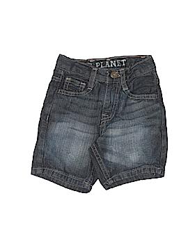 Free Planet Denim Shorts Size 2T