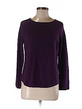 Neiman Marcus Silk Pullover Sweater Size S