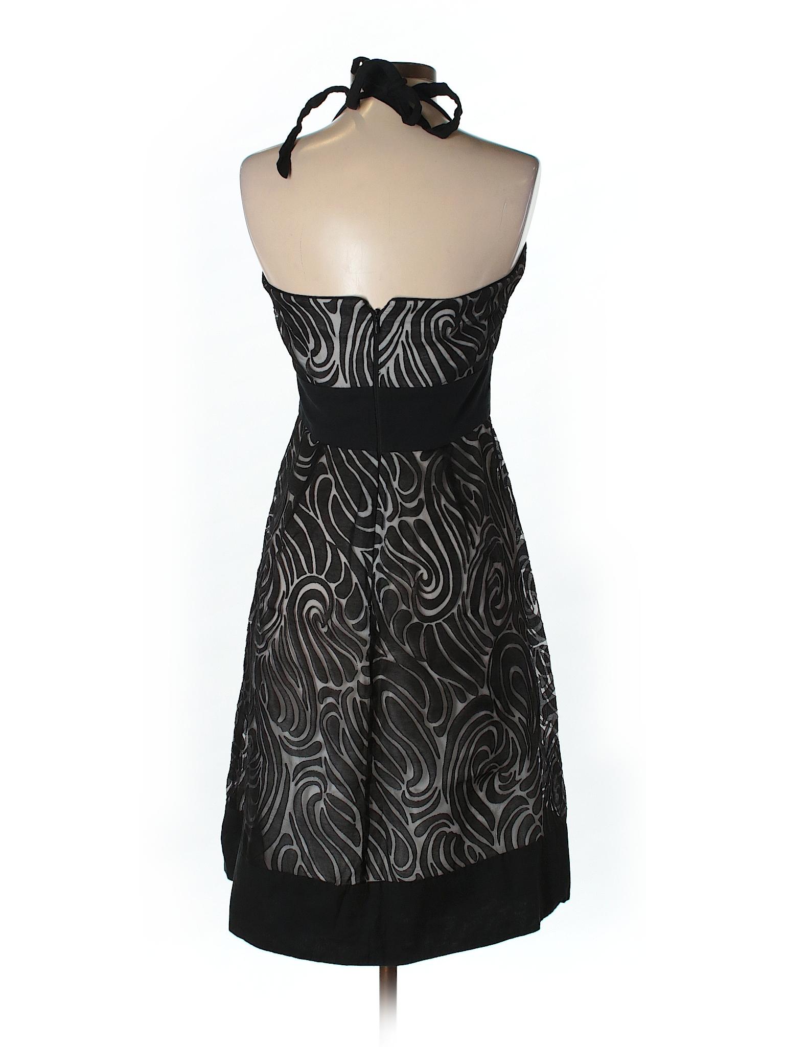 Market Dress Selling Casual Black White House 6nqBF