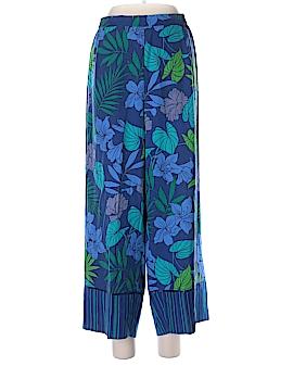 Josephine Chaus Silk Pants Size 2