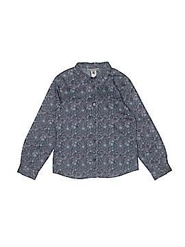 Bonpoint Long Sleeve Blouse Size 8