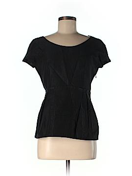Veronika Maine Short Sleeve Blouse Size 10