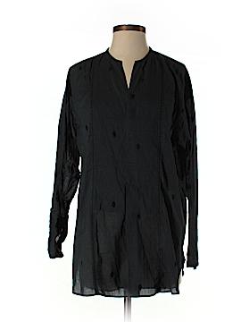 Pas De Calais 3/4 Sleeve Blouse Size XS