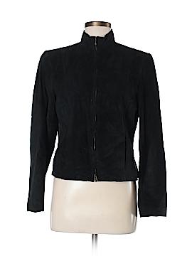 C'est City Leather Jacket Size 8