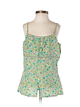 Fashion Fuse Sleeveless Blouse Size S