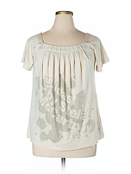 Adidas Stella McCartney Short Sleeve Top Size L