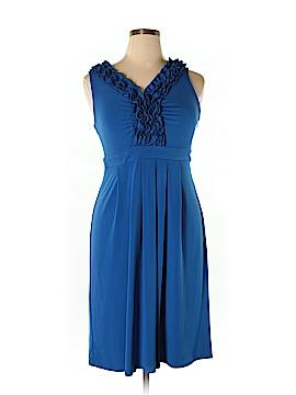 Sangria Casual Dress Size 14 (Petite)