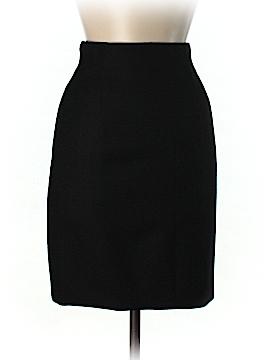 Louis Feraud Wool Skirt Size 4