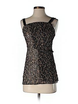 Karen Zambos Vintage Couture Sleeveless Blouse Size S
