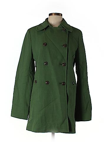 Cole Haan Wool Coat Size 10