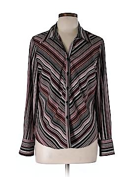 Ninety Long Sleeve Blouse Size M