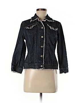 Isaac Mizrahi for Target Denim Jacket Size M