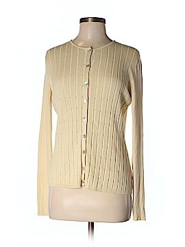 Rena Rowan Silk Cardigan Size M