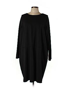Carmakoma Casual Dress Size L (Plus)