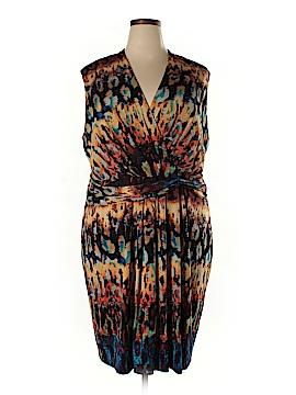 Ellen Tracy Casual Dress Size 20 (Plus)