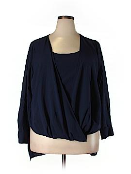 IGIGI Long Sleeve Blouse Size 14 - 16 Plus (Plus)
