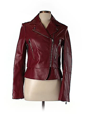 Balenciaga Leather Jacket Size 42 (FR)