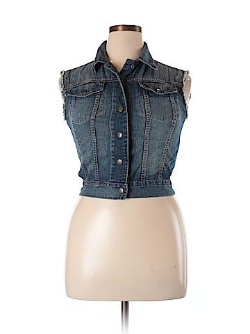 Bullhead Black Vest Size XL
