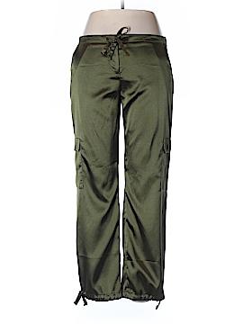 INC International Concepts Cargo Pants Size 12 (Petite)