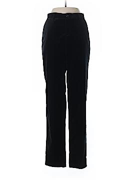 Stile Benetton Velour Pants Size 44 (FR)