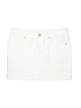 BCBGMAXAZRIA Denim Skirt Size 26 (Plus)