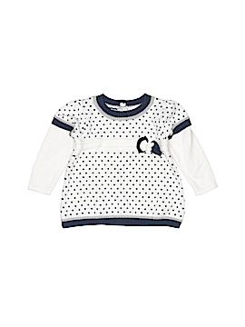 Miniclasix Pullover Sweater Size 6-12 mo