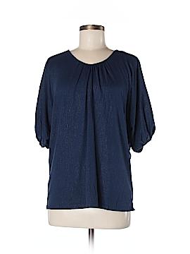 Gloria Vanderbilt Short Sleeve Top Size M