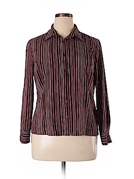 East 5th Long Sleeve Button-Down Shirt Size XL (Petite)