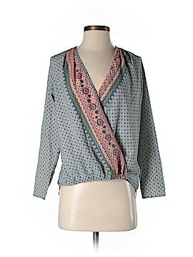 Renee C. Long Sleeve Blouse Size XS