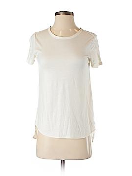Ann Taylor Short Sleeve Blouse Size XS (Petite)