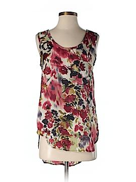 La Classe Couture Sleeveless Blouse Size S
