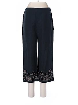 Ruby Rd. Linen Pants Size 10