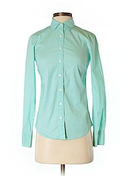 Haberdashery for J. Crew Long Sleeve Button-Down Shirt Size XXS