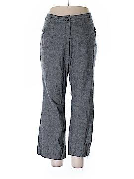 Heart-N-Crush Linen Pants Size 16