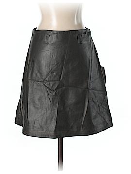 Baukjen Leather Skirt Size 4