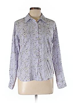 A.L.C. Long Sleeve Button-Down Shirt Size L