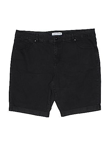 Pure Energy Denim Shorts Size 22w (Plus)